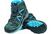 Mammut Nova Mid GTX Shoes Kids graphite/atlantic